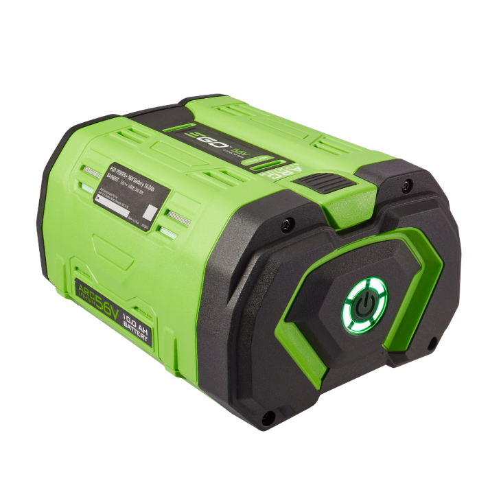 POWER+ 10.0 Amp Hour Battery with Fuel Gauge