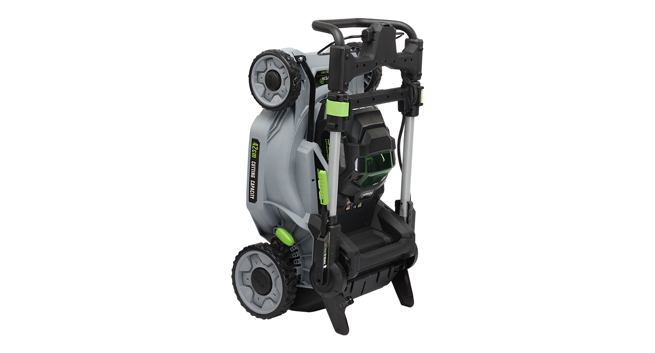 Power+ 42cm Push Mower