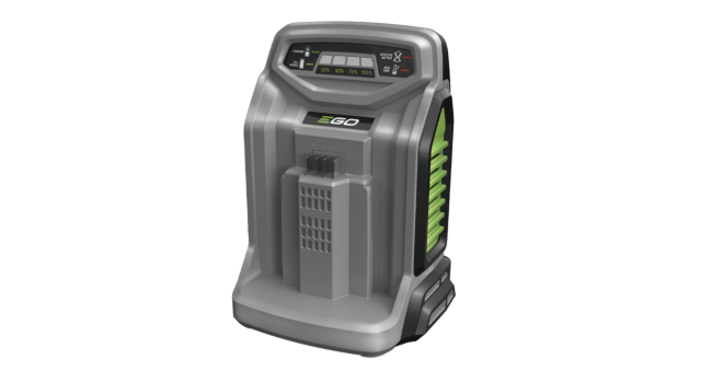 Power+ Rapid Charger