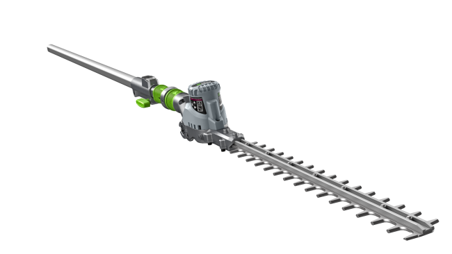 POWER+ COMMERCIAL TELESCOPIC HEDGE TRIMMER ATTACHMENT