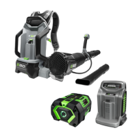 Power+ 1020M<sup>3</sup>/H Backpack Blower  with 7.5Ah battery and rapid charger