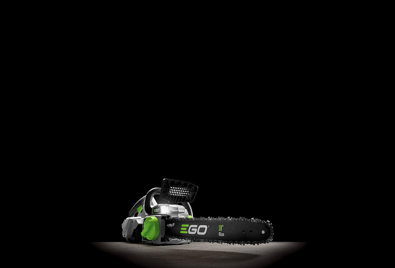Introducing the all new EGO Power+ Chainsaw - the latest update from EGO.