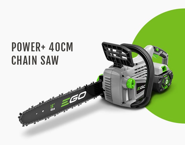 Power+ 40CM Chain Saw