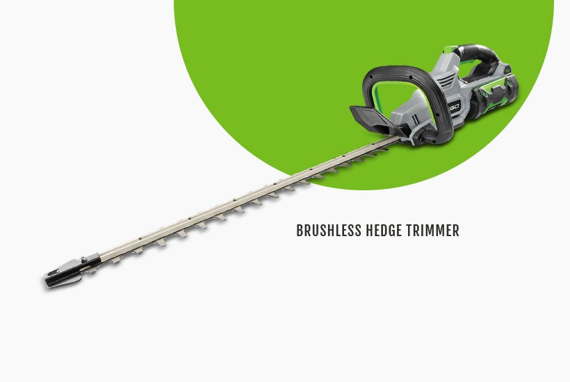 Brushless Hedge Trimmer