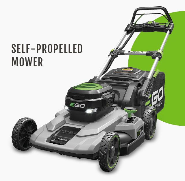 Self-Propelled Mower